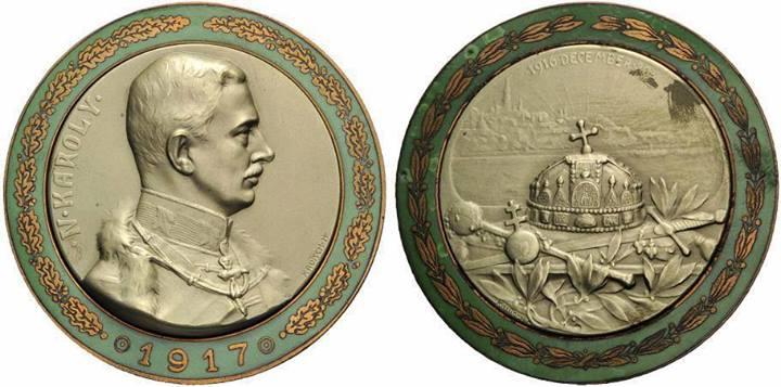 Médaille du Bienheureux Charles Ier d'Autriche