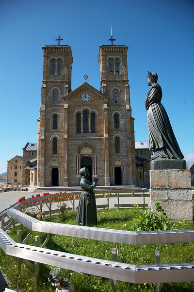 Our Lady of La Salette (France)