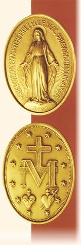 Médaille miraculeuse de la rue du Bac