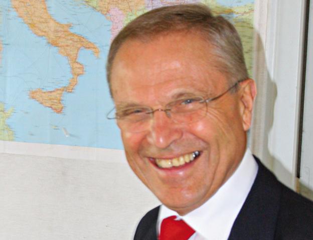 Pierre Sorin, décédé le 26 octobre 2015