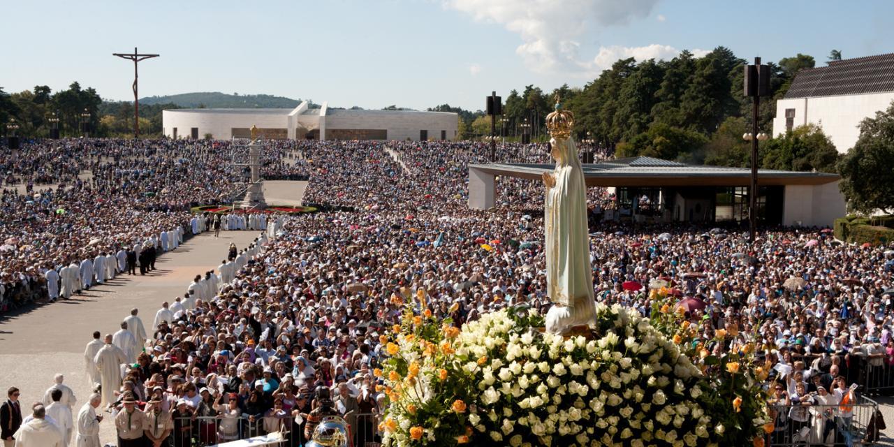 Procession de Notre-Dame de Fatima
