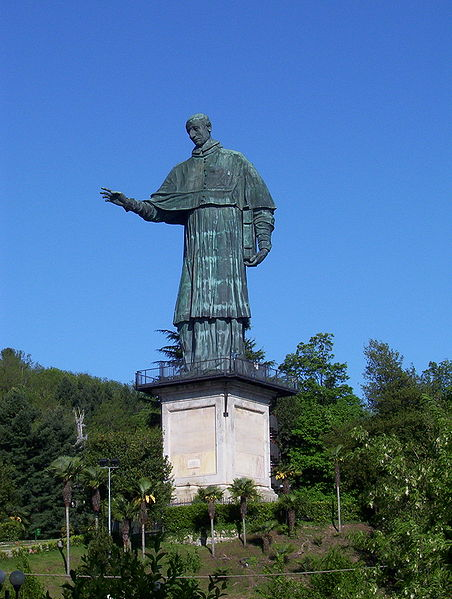 Colossus of San Carlo Borromeo, Italy
