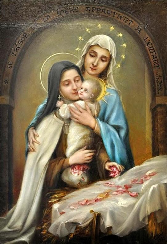 Le trésor de la Mère appartient à l'enfant