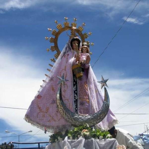 Virgen de Copacabana (Bolivia)