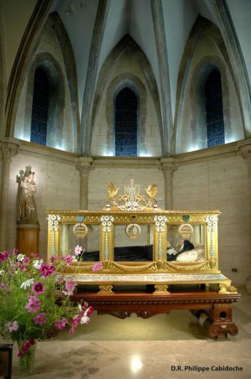 Chasse sainte bernadette philippe cabidoche parousie overblog fr