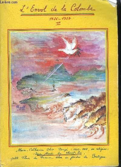 L envol de la colombe pere joseph marie jacq parousie overblog fr
