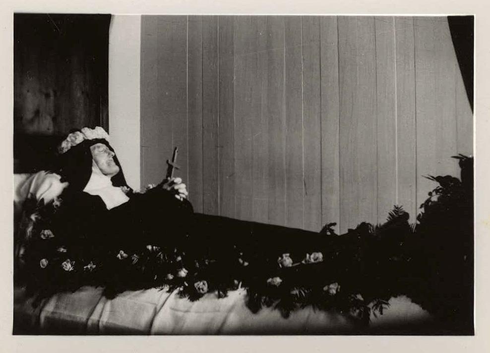 Marie leonie martin sur son lit de mort parousie over blog fr