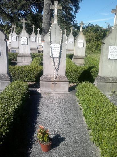 Pere joseph marie jacq 18 4 1922 14 1 1991 tombe a montbeton tarn et garonne parousie o